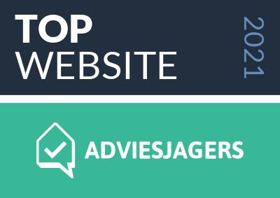 Adviesjagers, Top website 2021